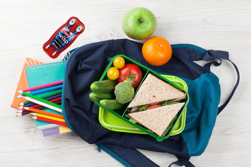 Back to School Lunch Should Include Dental Care