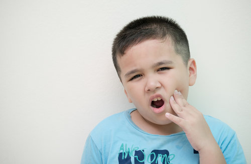 Children Who Experience Sensitive Teeth