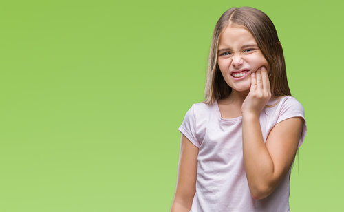 Is Your Child Experiencing Teeth Sensitivity?